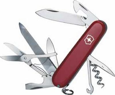 Victorinox Mountaineer Red