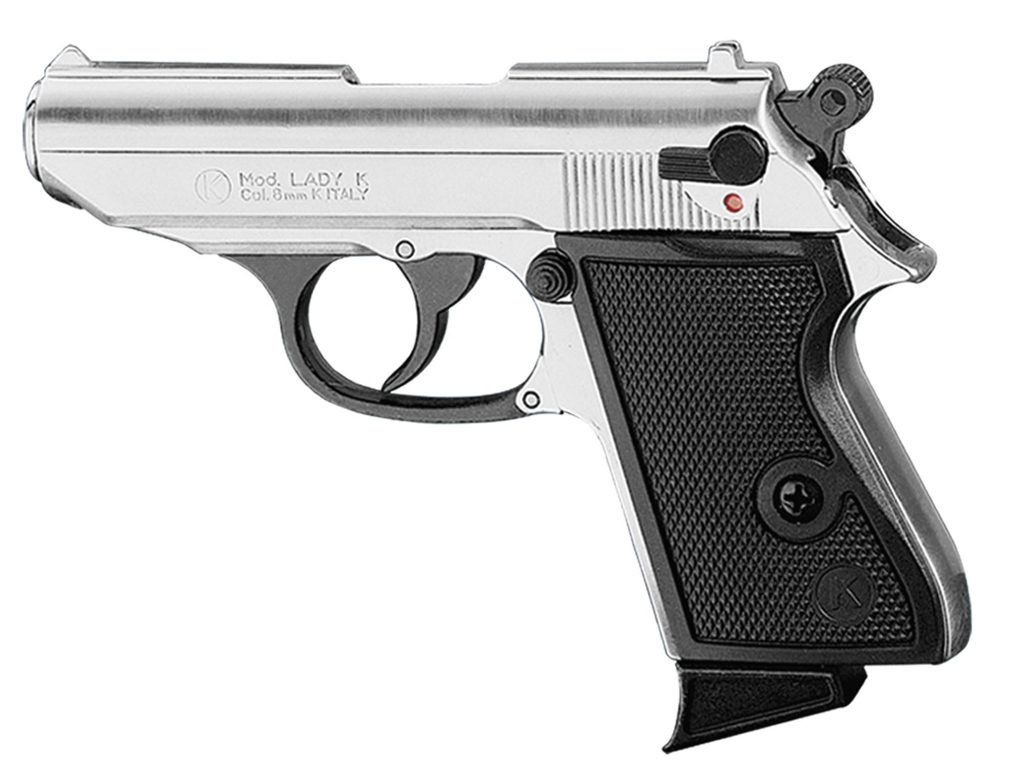 eaab210 chiappa pistolet 9 mm blanc lady nickel chiappa. Black Bedroom Furniture Sets. Home Design Ideas