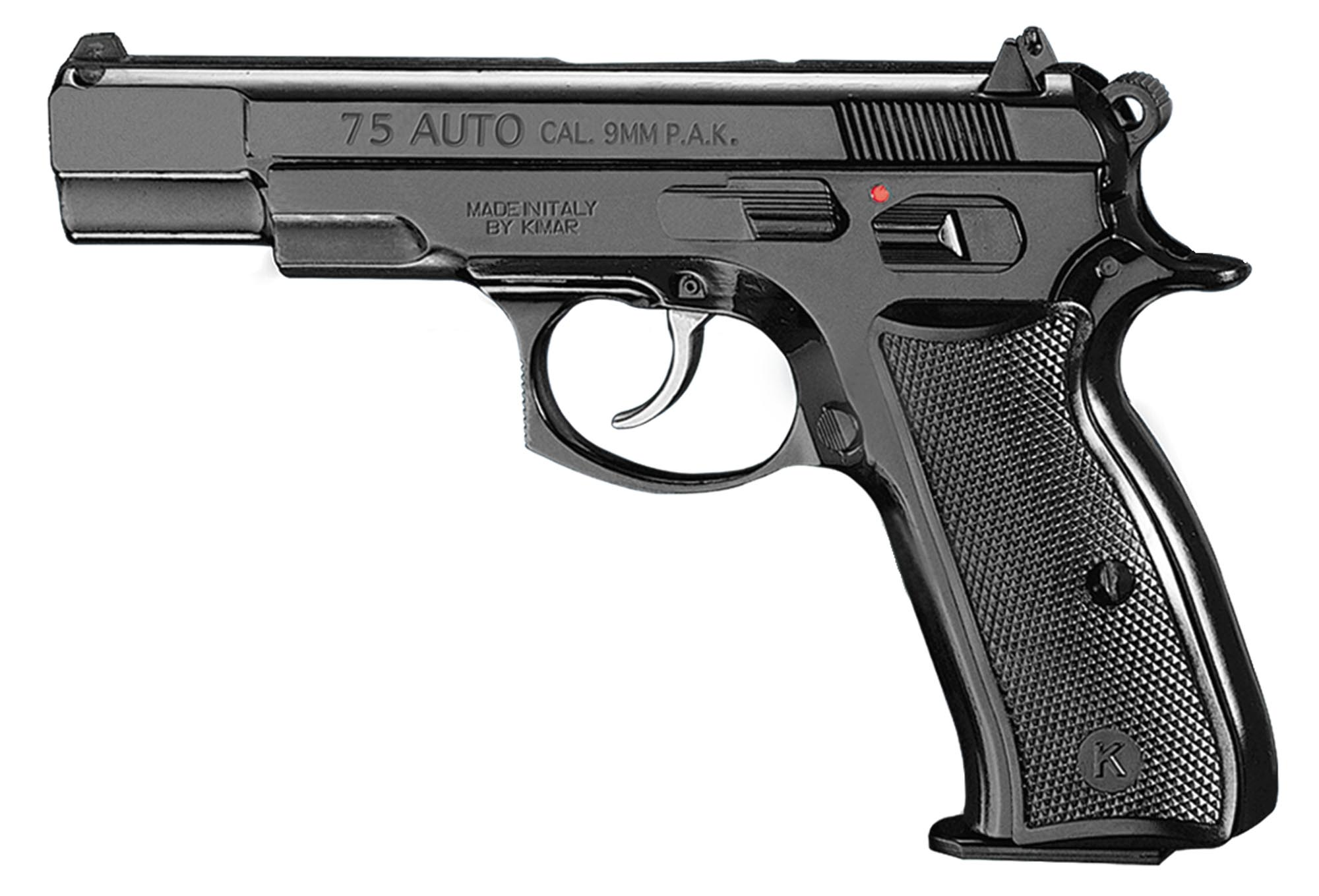 eaab235 chiappa pistolet 9 mm blanc cz75 w bronz. Black Bedroom Furniture Sets. Home Design Ideas