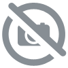 "9ZBLTY-ABPOS-CT VANQUEST Blood Type AB+ Positive - ""Super-Lumen"" Glow-In-The-Dark Patch"